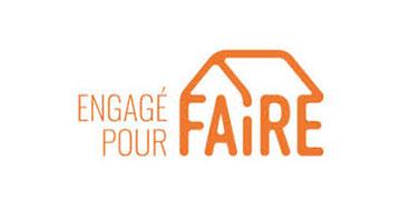 La charte « Engagé pour FAIRE »
