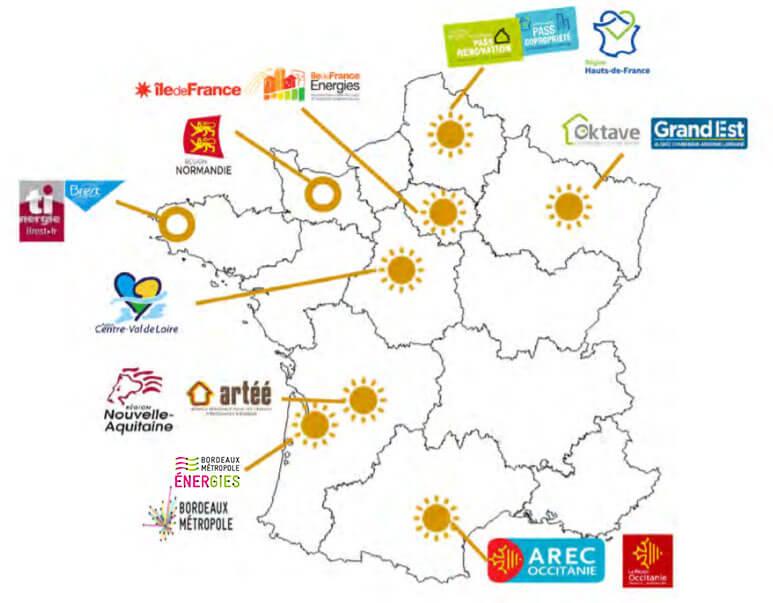sociétés tiers-financement rénovation énergétique