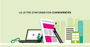 La lettre d'information copropriétés #1